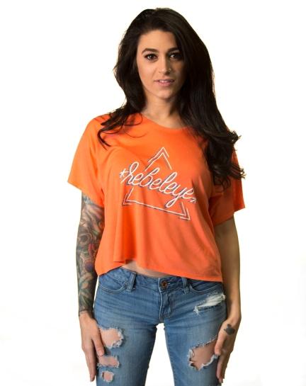 Rebel eye- jessiane- orange